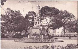 17. LA ROCHELLE. Le Monument Aux Morts (1870). 88 - La Rochelle