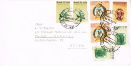 28666. Carta Aerea RIO De JANEIRO (Brasil) 1979 To Suisse. Mineral Stamp - Brazil