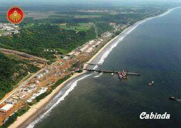 1 AK Cabinda Provinz Und Exklave Des Staats Angola - Luftbildaufnahme * - Angola