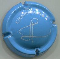 CAPSULE-CHAMPAGNE LECOMTE-TESSIER N°01 Bleu Ciel & Gris - Other