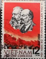 Vietnam North 1965 Karl Marx And Vladimir Lenin - Vietnam