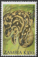 Zambia SG741 1994 Snakes 300k Good/fine Used [37/30785/2D] - Zambia (1965-...)