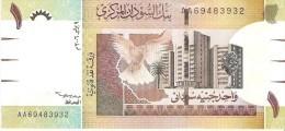 Sudan - Pick 64 - 1 Pound 2006 - Unc - Sudan