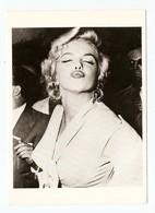 CARTE POSTALE ACTRICE MARILYN MONROE - 1960 PHOTO WEEGEE - CINÉMA HOLLYWOOD - Artistes