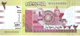 Sudan - Pick 71 - 2 Pounds 2015 - Unc - Sudan
