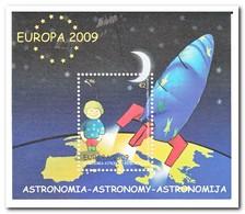 Kosovo 2009, Postfris MNH, Europe, Cept, Astronomie - Kosovo
