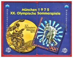 "MERCURY: Olympics Games Series (1) MEO002-3 ""Munchen 1972"" Rare (1.044ex) - United Kingdom"