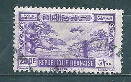 Colonie  Timbre PA Du Grand Liban De 1945 N°99  Oblitéré - Grand Liban (1924-1945)