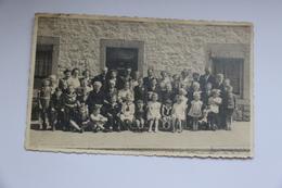 38184 -   Ellemelle  Ouffet   - Famille Deglin  -  Carte  Photo - Ouffet