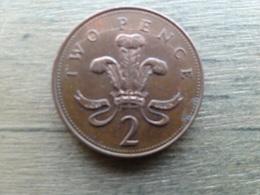 Grande-bretagne  2  Pence  2003  Km 987 - 1971-… : Monnaies Décimales