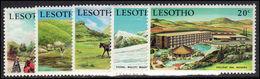 Lesotho 1970 Tourism Unmounted Mint. - Lesotho (1966-...)