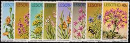 Lesotho 1978 Flowers Unmounted Mint. - Lesotho (1966-...)