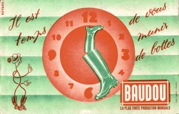 BUVARD BOTTE BAUDOU - Shoes