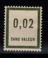 Fictifs - Emission De 1935 - YV F24 N* Cote 28 Euros - Fictifs