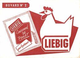 BUVARD NO 2 LIEBIG - Potages & Sauces