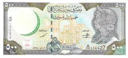 Syria - Pick 110b - 500 Pounds 1998 - Unc - Syrie