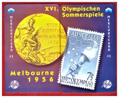 "MERCURY: Olympics Games Series (6) MEO0012-13 PUZZLE ""Melbourne 1956"" Rare (1.044ex) - United Kingdom"