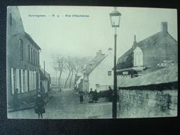 SWEVEGHEM  : Rue D'HARLEBEKE N 9 En 1909 - Zwevegem