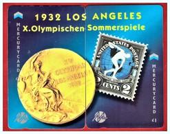 "MERCURY: Olympics Games Series (7) MEO0014-15 PUZZLE ""Los Angeles 1932"" Rare (1.044ex) - United Kingdom"