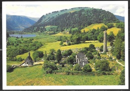 "Ireland, Wicklow, Glendalough, (5""x7"" PC) Unused - Wicklow"