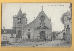 C.P.A. ECOUEN - L'Eglise - Ecouen