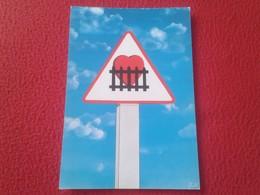 TARJETA POSTAL POST CARD POSTCARD CARTE POSTALE IMAGEN DE CORAZÓN CON VALLAS HEART VER FOTO/S Y DESCRIPCIÓN - Postales
