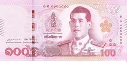 Thailand - Pick New - 100 Baht 2018 - Unc - Thaïlande
