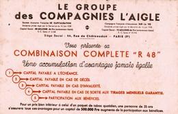 BUVARD LE GROUPE DES COMPAGNIES L AIGLE - Bank & Insurance