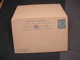 Jamaica Karte - Jamaica (...-1961)