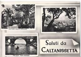 Saluti Da Caltanisetta - H4382 - Caltanissetta