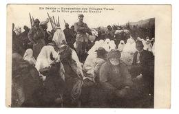 SERBIE - Evacuation Des Villages Turcs De La Rive Gauche Du Vardar - Serbia
