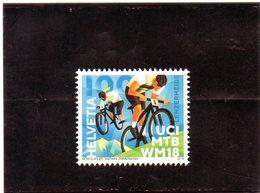2018 Svizzera - Campionati Mondiali Di MTB A Lenzerheide - Ciclismo