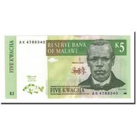 Billet, Malawi, 5 Kwacha, 1997, 1997-07-01, KM:36a, SPL - Malawi