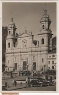Catedral De Bogota - & Old Cars - Colombia