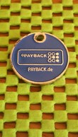 Shopping Carts / Winkelwagentjes / Jeton De Caddie - Deutsland Payback.de - Trolley Token/Shopping Trolley Chip