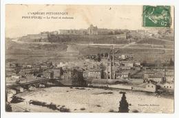 07 Pont D'Ucel, Le Pont Et Aubenas (2679) L300 - France