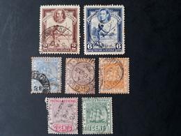 UK - British Guiana - Lot Timbres Oblitérés - TB - Britisch-Guayana (...-1966)