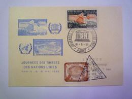 JOURNEES Des TIMBRES Des NATIONS UNIES   1959   XXX - Other