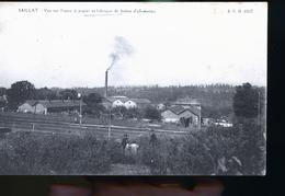 SAILLAT FABRIQUE D ALLUMETTES - Other Municipalities