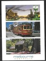 Australia, Melbourne, Multiview, Unused - Melbourne