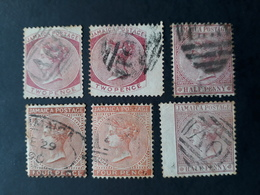 UK - Jamaica - 1890 - Lot Timbres Oblitérés - TB - Jamaïque (...-1961)