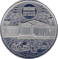 ALLEMAGNE BERLIN WORLD MONEY FAIR MÉDAILLE MONNAIE DE PARIS 2015 JETON MEDALS COINS TOKEN - Monnaie De Paris