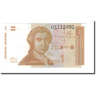 Billet, Croatie, 1 Dinar, 1991, 1991-10-08, KM:16a, NEUF - Pérou