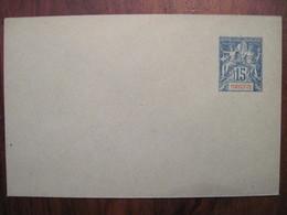 Lettre Enveloppe MAYOTTE Cover Colonies France Sage Allégorie - Mayotte (1892-2011)