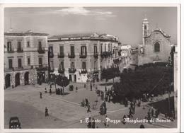 Bitonto - Piazza Margherita Di Savoia - H4404 - Bitonto