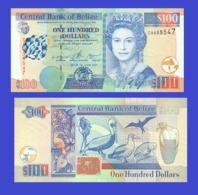 BELIZE 100 DOLLAR 1997   - Copy- Replica - Belize