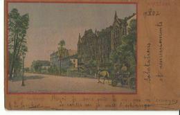 Warszawa 1902 - Pologne