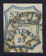 Parma  Sa 15  Mi Nr 14 Obl./Gestempelt/used  1859 - Parma