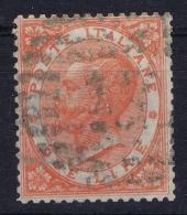 Italy  Sa 22 Mi Nr 22  Obl./Gestempelt/used 1863 - 1861-78 Vittorio Emanuele II