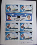 EVE/58 - 1983 - SEYCHELLES - BLOC NEUF** - CHARLES ET DIANA ROYAL WEDDING - Seychellen (1976-...)